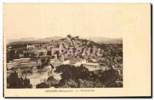 Africa - Africa - Madagascar - Betsileo - Fianarantsoa - Old Postcard