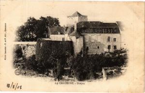 CPA Chaumont - Donjon (270419)