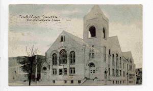 Christian Church, Huntington, Indiana, PU-1910