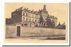 Institution for Blind Youth Nancy IJAN 8 street Santifontaine Postcard Old Ma...