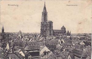 Gesamtansicht, Strassburg (Bas Rhin), France, 1900-1910s