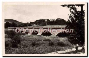 Postcard Old Mirepoix Ariege Le Pont de l'Hers