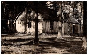 Maine Seboeis ,  Hussy's Camps on Seboeis Stream .  RPC