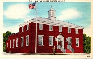 Virginia Radford Post Office