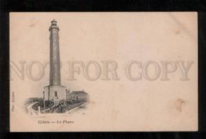 060244 FRANCE Calais  LIGHTHOUSE Vintage PC