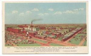 Pure Food Factories Of Postum Cereal Co., Inc., Battle Creek, Michigan, 1900-...