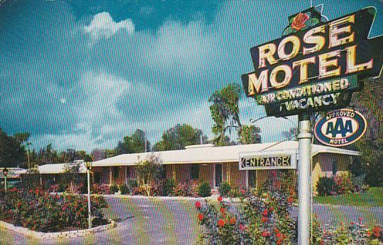 Rose Motel Williston Florida