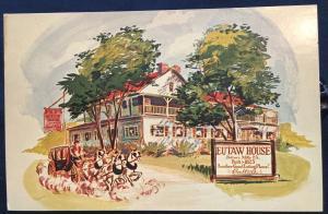 Postcard Unused Eutaw House Potters Mills PA LB