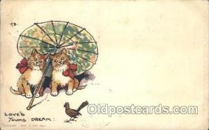 Artist Signed Tom Brown (Tom B) Postcard Postcards Series 2509 Artist Tom Bro...