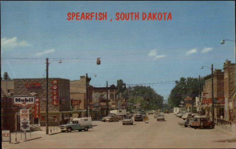 Spearfish SD datation