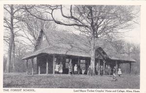ALTON, Hampshire, UK, 10s-20s; The Forest School
