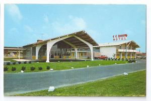 New Castle DE Gateway Motor Inn Motel Fold Out Advertising