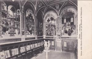 Cattedrale, Interno Della Libreria Piccolomini Con Gli Affreschi Del Pinturic...
