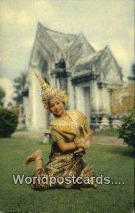 Symbolic of the Color, Glamour & Mystic Charm Bangkok Thailand Unused