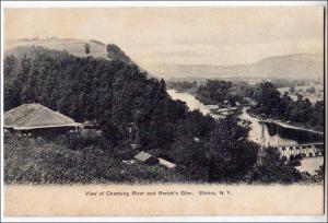 Chemung River & Rorick's Glen, Elmira NY