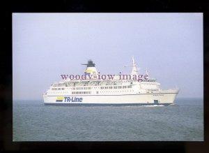 FE2858 - Yugoslav Ferry - Marko Polo , built 1973 ex Peter Wessel - postcard