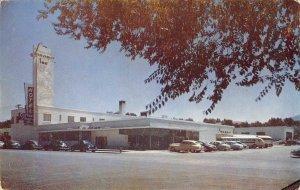 SONOMA INN Winnemucca, Nevada Highway 40 Roadside ca 1940s Vintage Postcard