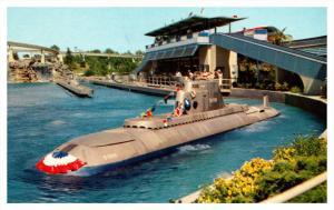 Disneyland Submarine Ride  E-9