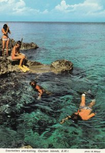 Cayman Islands , B.W.I. , 1950-70s ; Skin Diving