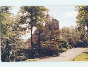 Pre-1980 CHURCH Finger Lakes - Keuka Lake - Hammondsport & Penn Yan NY A6182