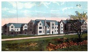 Connecticut  New London ,  Main Buildings  Connecticut College for Women