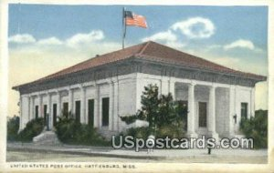 United States Post Office in Hattiesburg, Mississippi