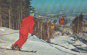 Vermont Killington Ski Resort The Needles Eye