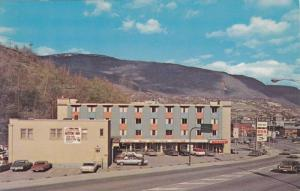 Terra Nova Motor Inn, Trail, British Columbia, Canada, 1940-1960s