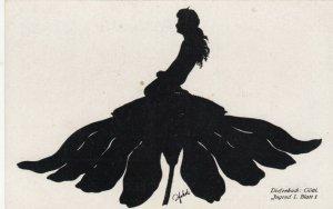 DIEFENBACH : Fantasy Silhouette , 00-10s ; Jugend I. Blatt 1
