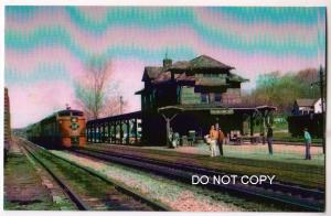 Lehigh Valley RR Station, Rochester Junction NY