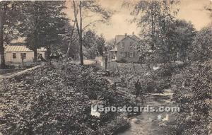 Creek View Jeffersonville NY 1917
