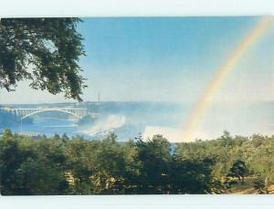Unused Pre-1980 TOWN VIEW SCENE Niagara Falls Quebec QC p8753