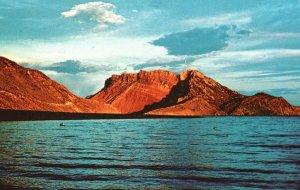 Flaming Gorge Nat'l Recreation Area, Utah, UT,  Chrome Vintage Postcard g9276