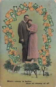 Matri - MONY is better than no Money at all, Couple, PU-1917