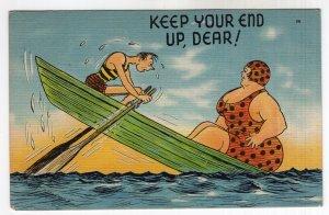Keep Your End Up, Dear!