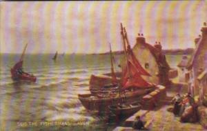 Fishing The Fisherman's Haven