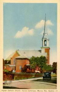 Canada - Quebec, Murray Bay. Roman Catholic Church