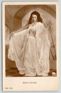 Dallas**~Silent Film Bebe Daniels~Gossamer~Dorothy in Wizard of Oz* ~1920s RPPC