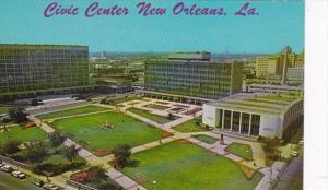 Louisiana New Orleans Civic Center