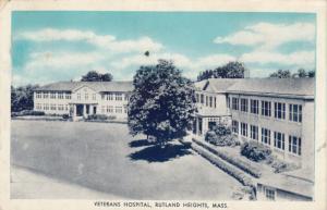 RUTLAND HEIGHTS , Massachusetts, 1946 ; V.A. Hospital