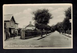 Mint Real Picture Postcard Ireland County Wicklow Portland Road Greystones RPPC