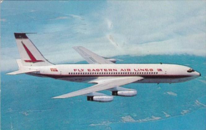 Eastern Airlines Boeing 720 1964