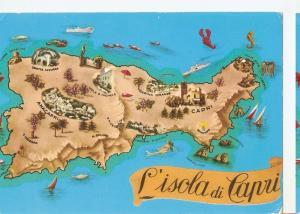 Postal 045710 : Lisola di Capri