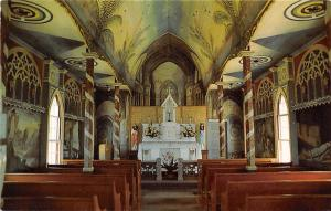 Hawaii St. Benedict's Catholic Church, Honaunau, Kona Old Painted Church