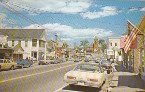 Main Street Wolfeboro New Hampshire