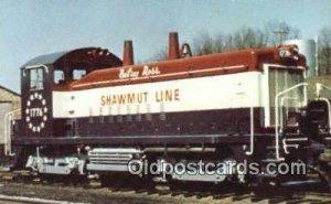 Pittsburg, Shawmut Railroads Betsy Ross, Allegheny Mountains, PA USA Railroad...