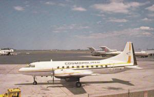 FARMINGDALE, New York, 1950-1970´s; Cosmopolitan Airlines Convair 440
