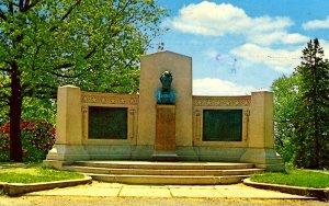 PA - Gettysburg. Lincoln Speech Memorial