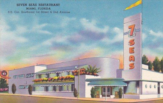 Forlida Miami Seven Seas Restaurant
