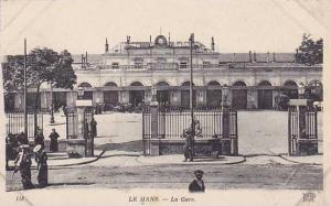 La Gare, Le Mans (Sarthe), France, 1900-1910s